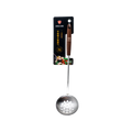 双枪SUNCHA 耐热厨房不锈钢翻炒木柄锅勺 漏勺 不适用于不粘锅 30cm