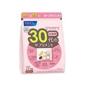 FANCL Good Choice 30's Women Health Supplement 30 bags Japan