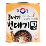 韩国YOO DONG 高蛋白即食蚕蛹罐头 酱油味 280g