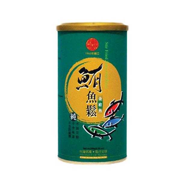 商品详情 - 台湾建荣食品 纯鲔鱼松 250g - image  0