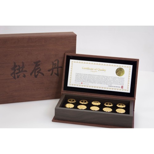Codeco GongJin Dan Gift Set  (10 tablet)