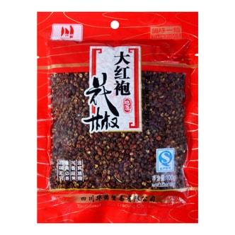 川知味 大红袍花椒 100g 四川特产