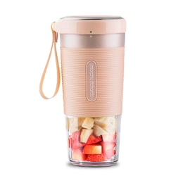 MORPHY RICHARDS Portable Rechargeable Juicer Easy Blender 300ml #Pink