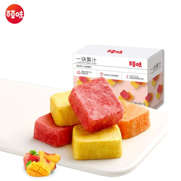 Product Detail - BE & CHEERY Fruit Juice 54g - image 0