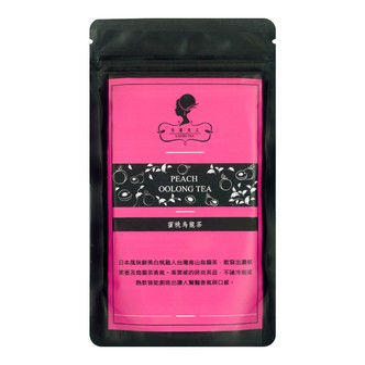 台湾午茶夫人 蜜桃乌龙茶  8包入  20g