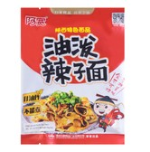 BAIJIA AKuan Broad Noodle Spicy Flavor 125g