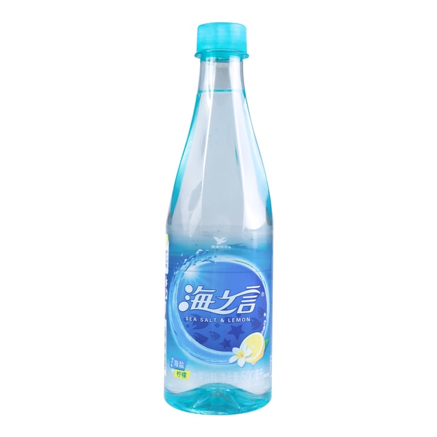Product Detail - 【Clearance】UNIF Sea Salt and Lemon Drink 500ml - image 0