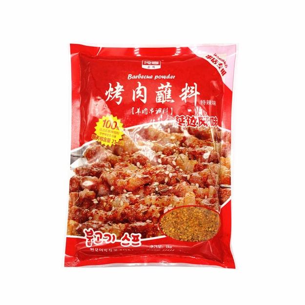 商品详情 - 纯喜 烤肉蘸料 特辣味 1千克 - image  0