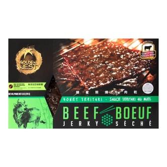 美国GOLDEN NEST 蜂蜜照烧牛肉干 170g