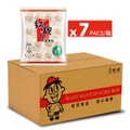 Taiwan WANT WANT Red Yeast Rice Crackers Senbei Party Pack Big Bundle 1680g