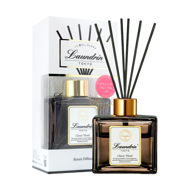 Product Detail - LAUNDRIN\' Fragrance Room Diffuser Classic Floral 80ml - image 0