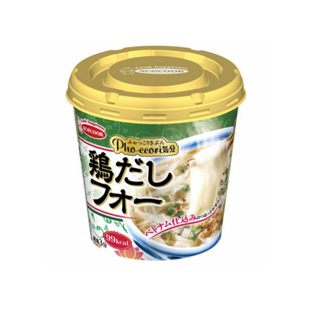 Product Detail - ACECOOK Vietnam Chicken Soup Rice Noodle  33g - image 0