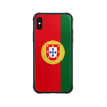 Yanxuan World Cup iPhone X Case (Portugal)