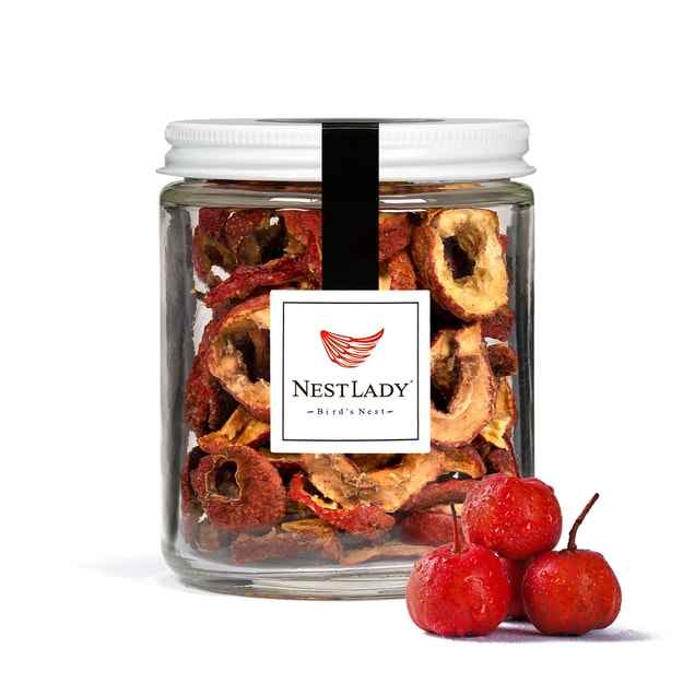 Product Detail - NESTLADY Dried Hawthorn Berry Coolberry Gluten-Free Healthy Herbal Tea 50g - image 0