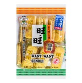 WANT WANT Senbei Rice Crackers 112g