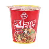 OTTOGI Jin Ramen Hot 65g