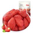 [中国直邮]百草味 BE&CHEERY 草莓干100g 网红蜜饯水果干果脯粒 1袋装