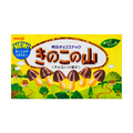 日本MEIJI明治 蘑菇山巧克力饼干 82g