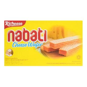 印尼丽芝士 纳宝帝奶酪味威化饼干 200g