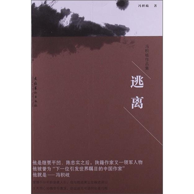 商品详情 - 冯积岐作品集:逃离 - image  0