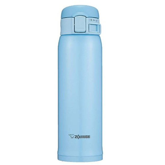 Product Detail - Stainless Steel Thermal Bottle Blue 480ml SM-SE48AL - image  0
