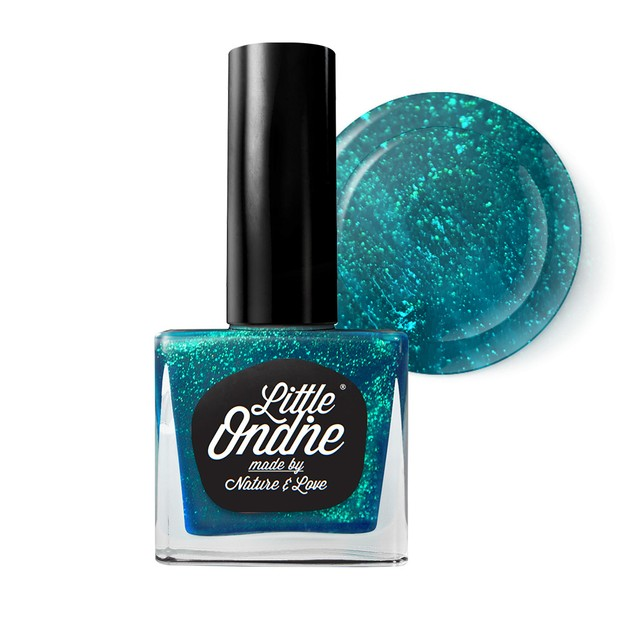 Product Detail - Little Ondine Water-based Peel off  Non Toxic Natural Nail Polish(L615-Fiji) - image 0