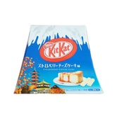 KIT KAT FUJI Strawberry Cheese Cake Flavor Chocolate Wafer 9pc