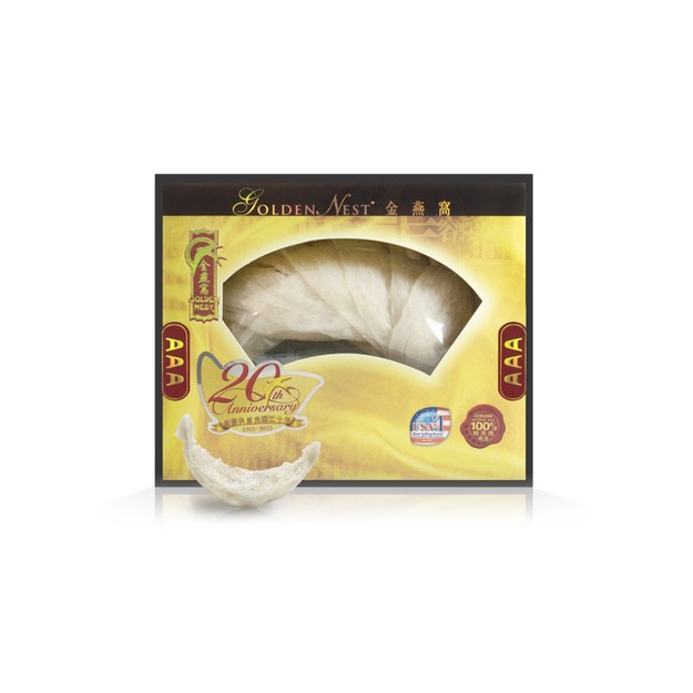 GOLDEN NEST White House Bird's Nest AAA - 2 oz.