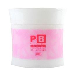日本PB 臀部SPA泡沫磨砂膏 蜜桃味 500g