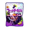 BOURBON Fettuccine Grape Gummies 50g