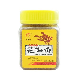 CHUANZHIWEI Sichuan Pepper Powder 60g