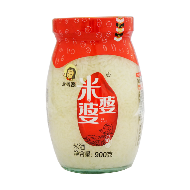 Product Detail - MIPOPO Sweet Fermented Rice  900g - image 0