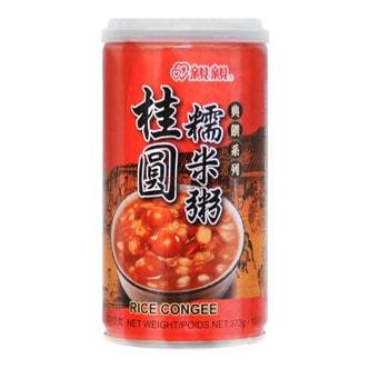 台湾亲亲 典选系列 桂圆糯米粥 370g