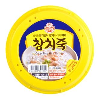 韩国OTTOGI不倒翁 营养美味金枪鱼粥 2分钟即食 1人份 285g