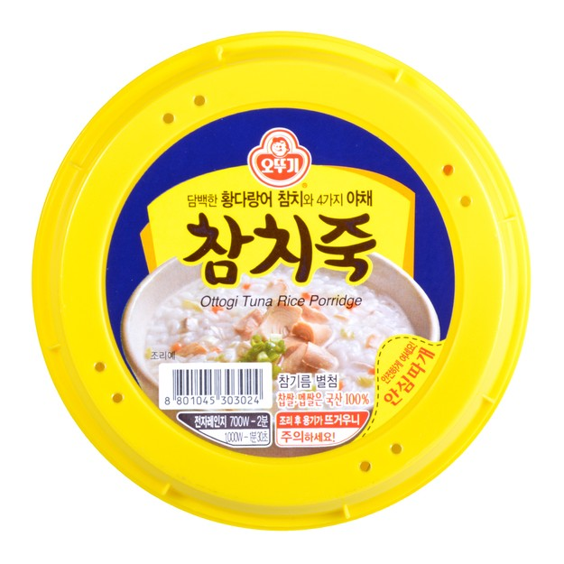 Product Detail - OTTOGI Tuna Rice Porridge 285g - image 0