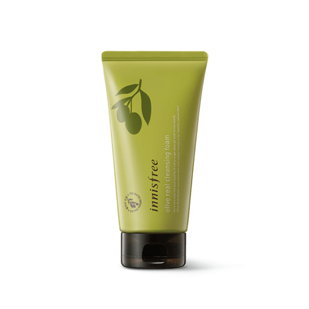 Product Detail - INNISFREE Olive Real Cleansing Foam 150ml - image 0
