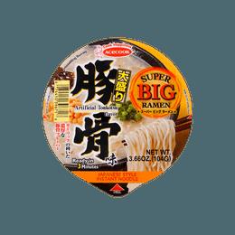 日本ACECOOK 超大碗豚骨味拉面 104g
