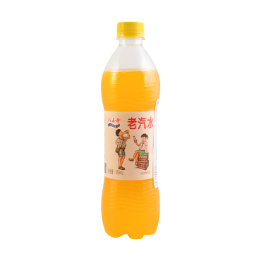 Ba Wang Si Soda Orange Flavor 550ml