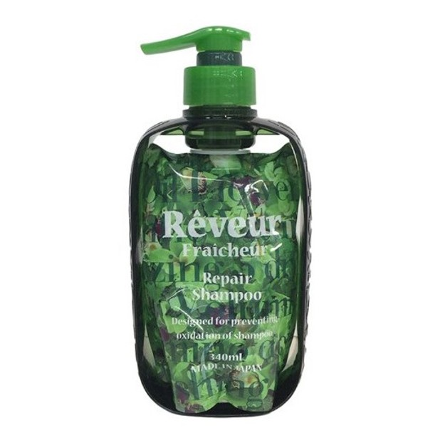 Product Detail - REVEUR Fraicheur Repair Shampoo 340ml - image 0