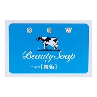 日本COW牛乳石鹼共进社 美肤香皂 清爽型 85g