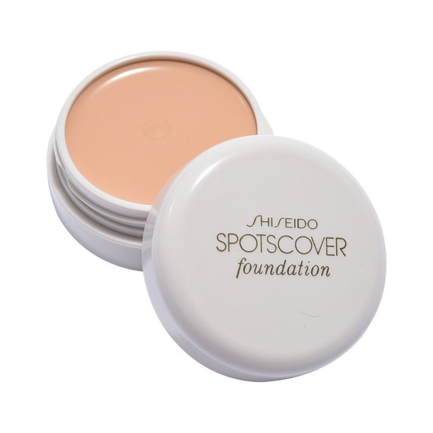 Product Detail - SHISEIDO Spots Cover Foundation Base Color S100 20g - image 0