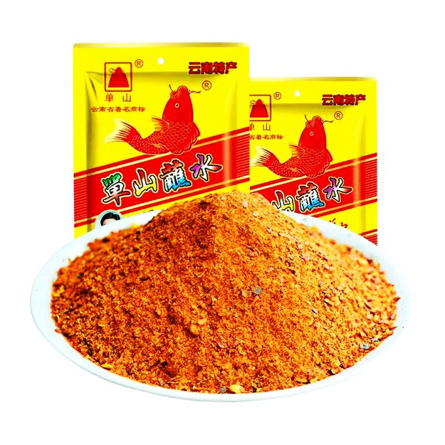 Product Detail - DANSHAN ZHANSHUI Chili Mix Original Flavor (15g * 10 packets) 150g - image 0