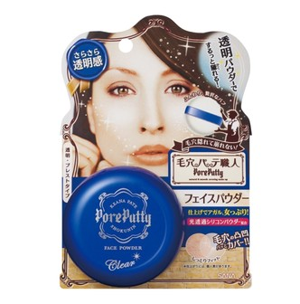 SANA Pore Putty Face Powder Compact-Clear 70g