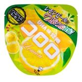 日本UHA悠哈 味觉糖纯正100%柠檬口感果汁软糖 40g