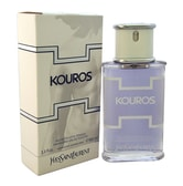 Kouros by Yves Saint Laurent for Men - 3.3 oz Energizing EDT Spray