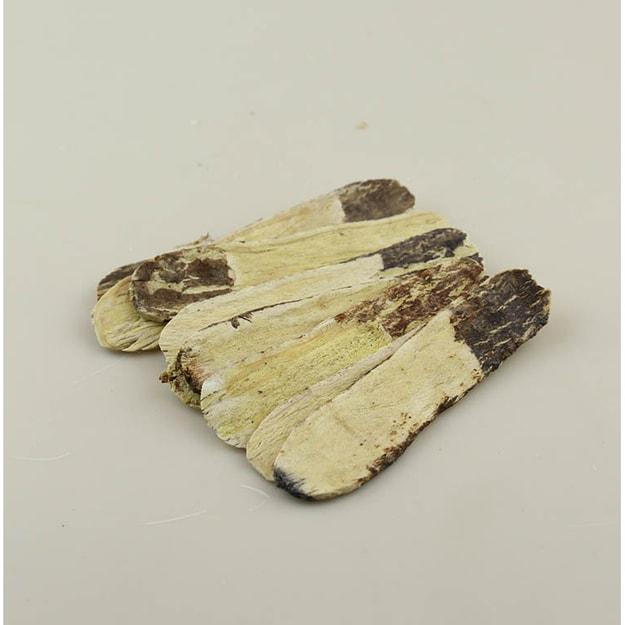 Product Detail - XLSEAFOOD CHINA Grade Premium Nature Unsulphure Horseear Milkvetch small slice 8OZ 0.5LB - image 0