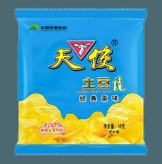 天使 土豆片 经典原味 18g