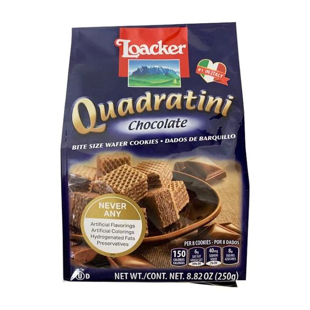 商品详情 - LOACKER 威化饼 巧克力味 250g - image  0