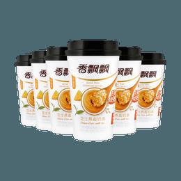 香飘飘 好料系 芝士燕麦奶茶 88g*6
