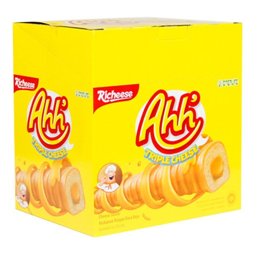 RICHEESE Ahh Cheese Snack 160g